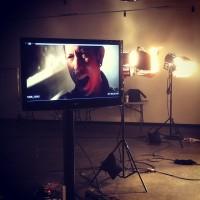 No Way To Heal video shoot 1