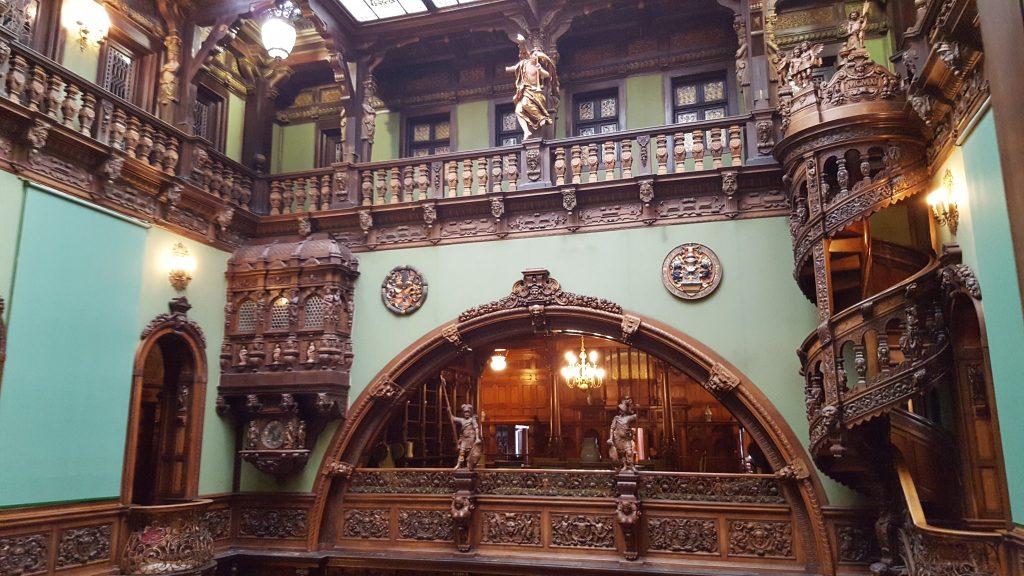 Interior Castelul Peles - Trivo.ro