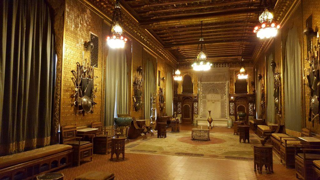 Salonul Maur - Catelul Peles - Trivo.ro