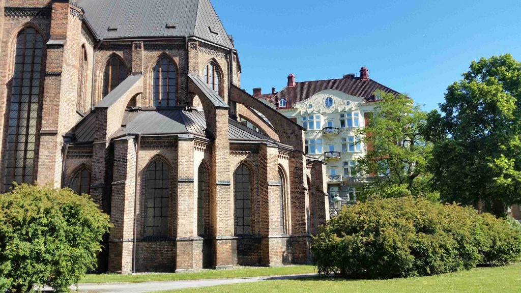 Malmo - Catedrala Sfantul Petru - Sankt Petri - 2