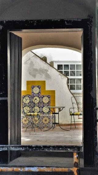 Faro old town moorish glimps