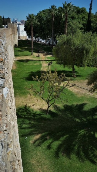 Faro view from city walls