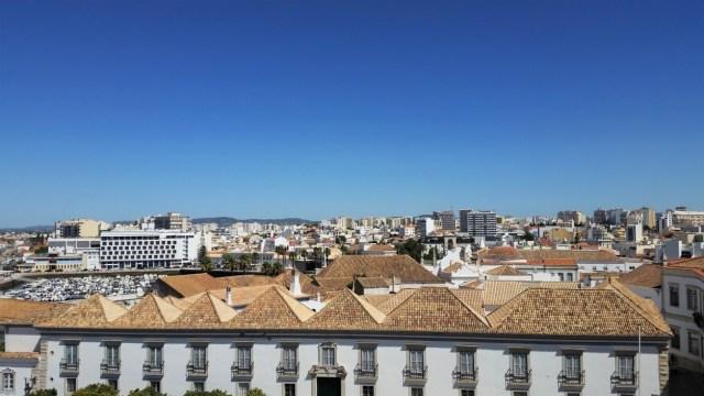 Faro new city view
