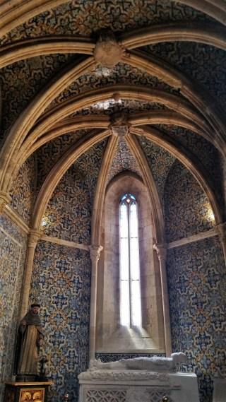 Faro cathedral - moorish corner