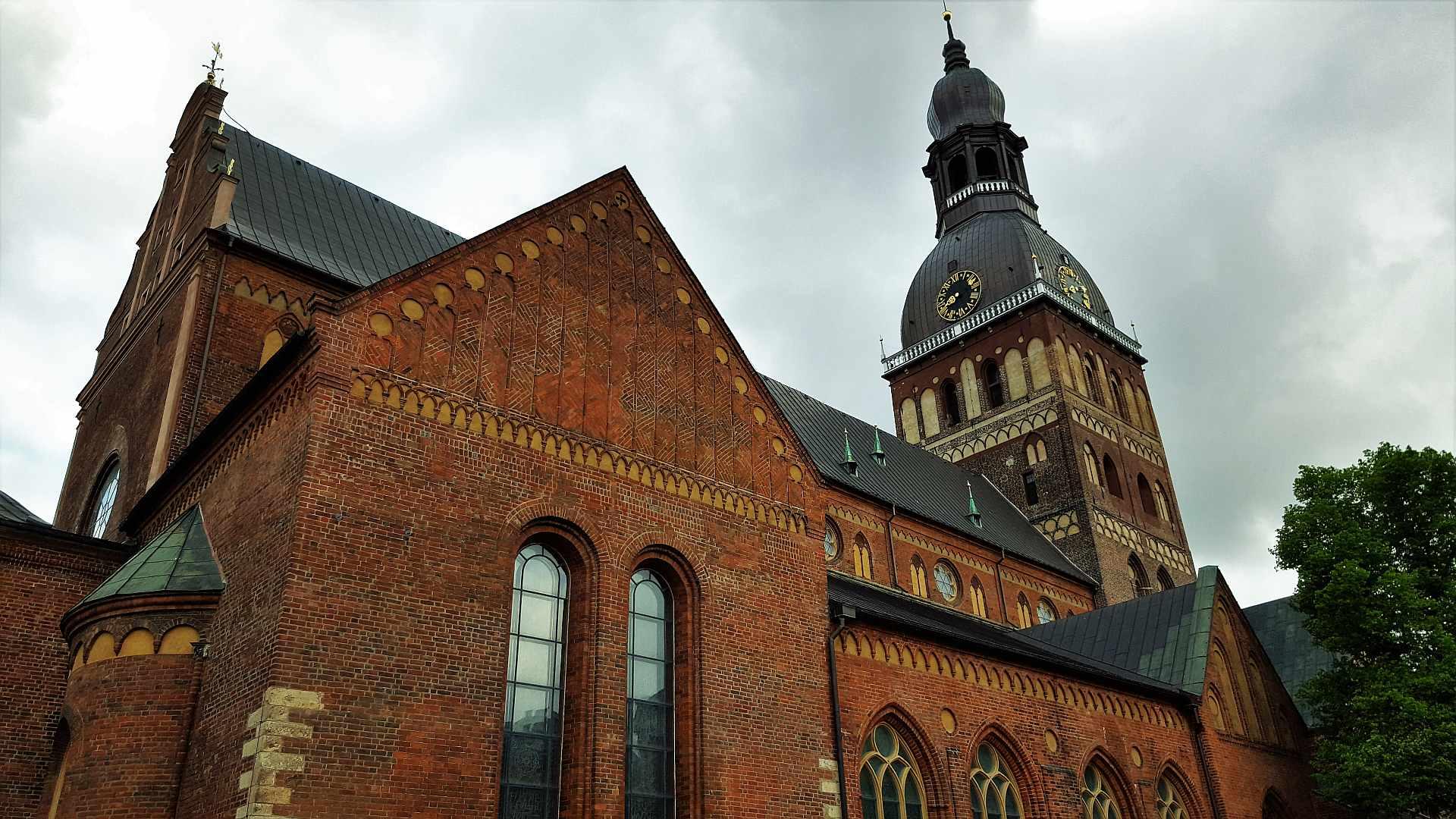 Riga Cathedral - Trivo.ro