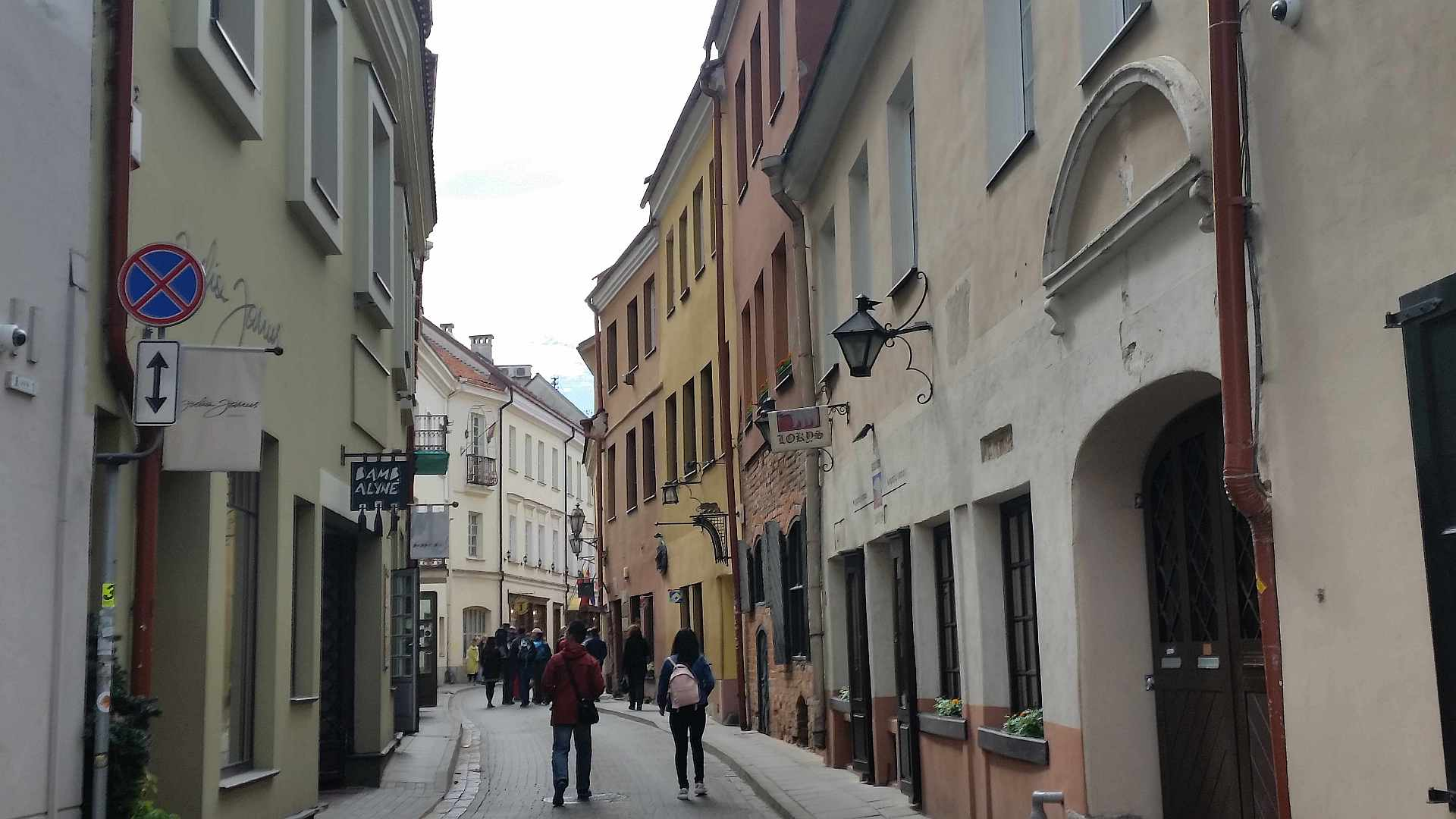 Old town Vilnius - trivo.ro