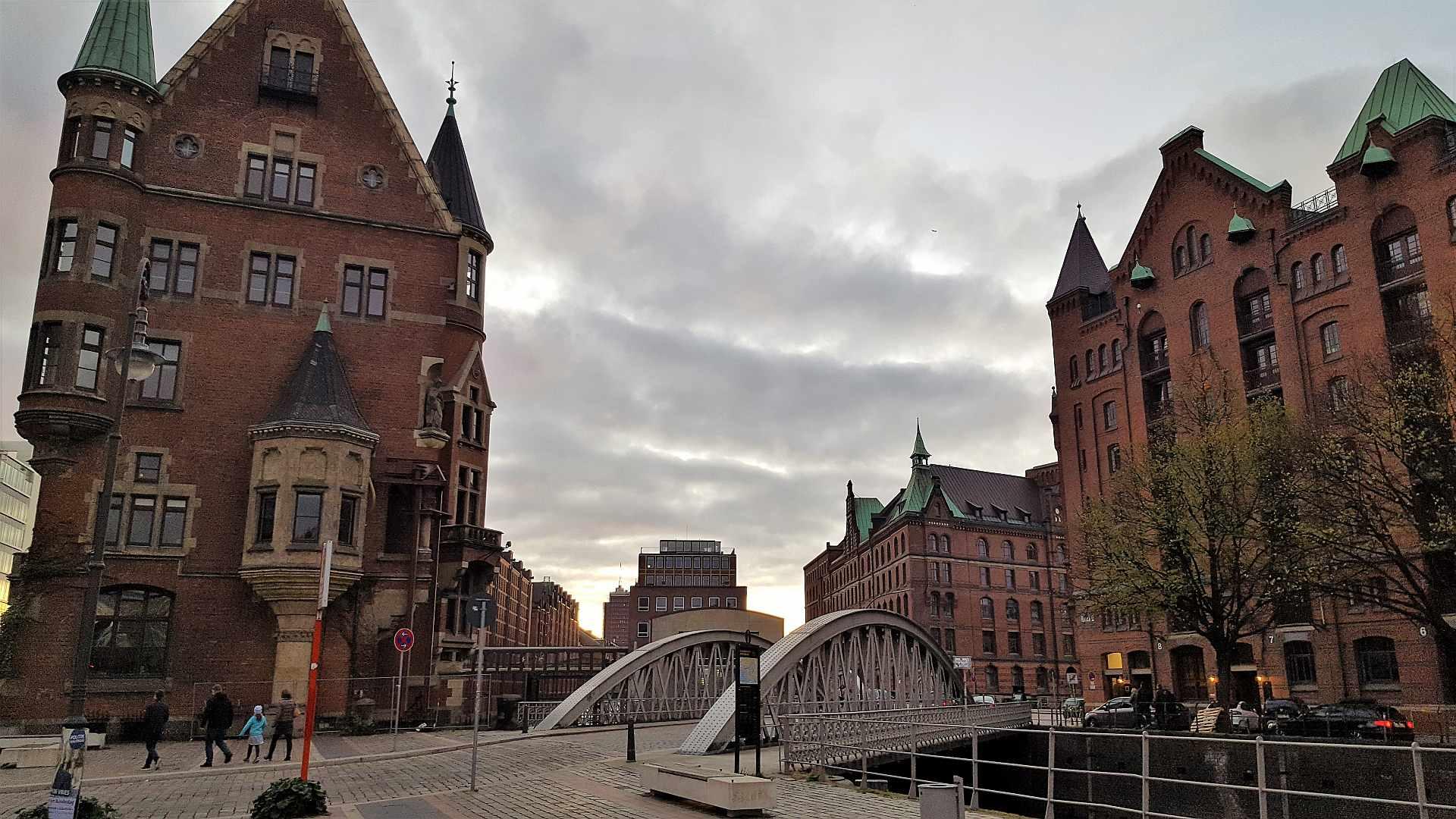 Speicherstadt - Hamburg - trivo.ro