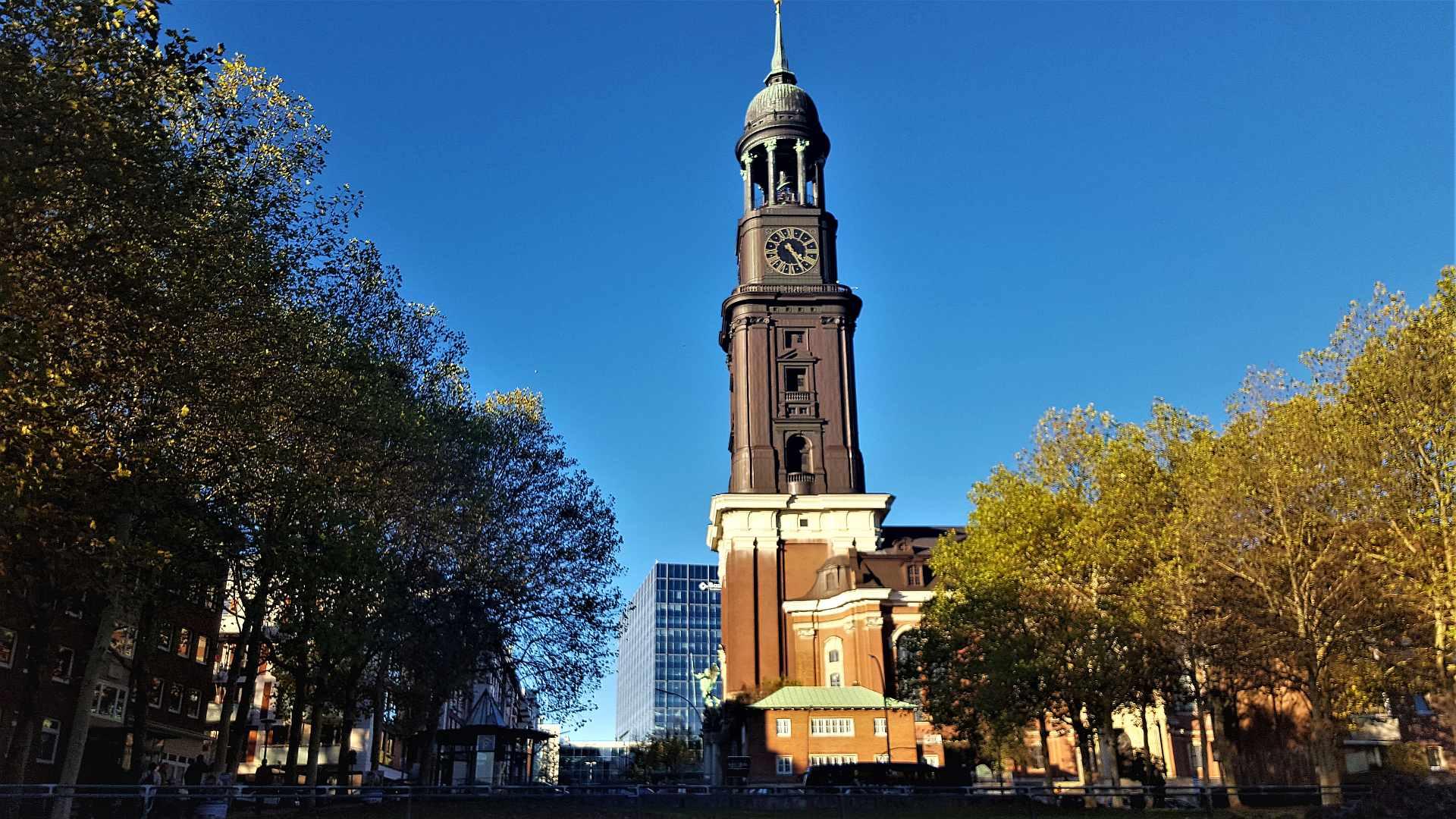 St. Michaelis - Hamburg - trivo.ro
