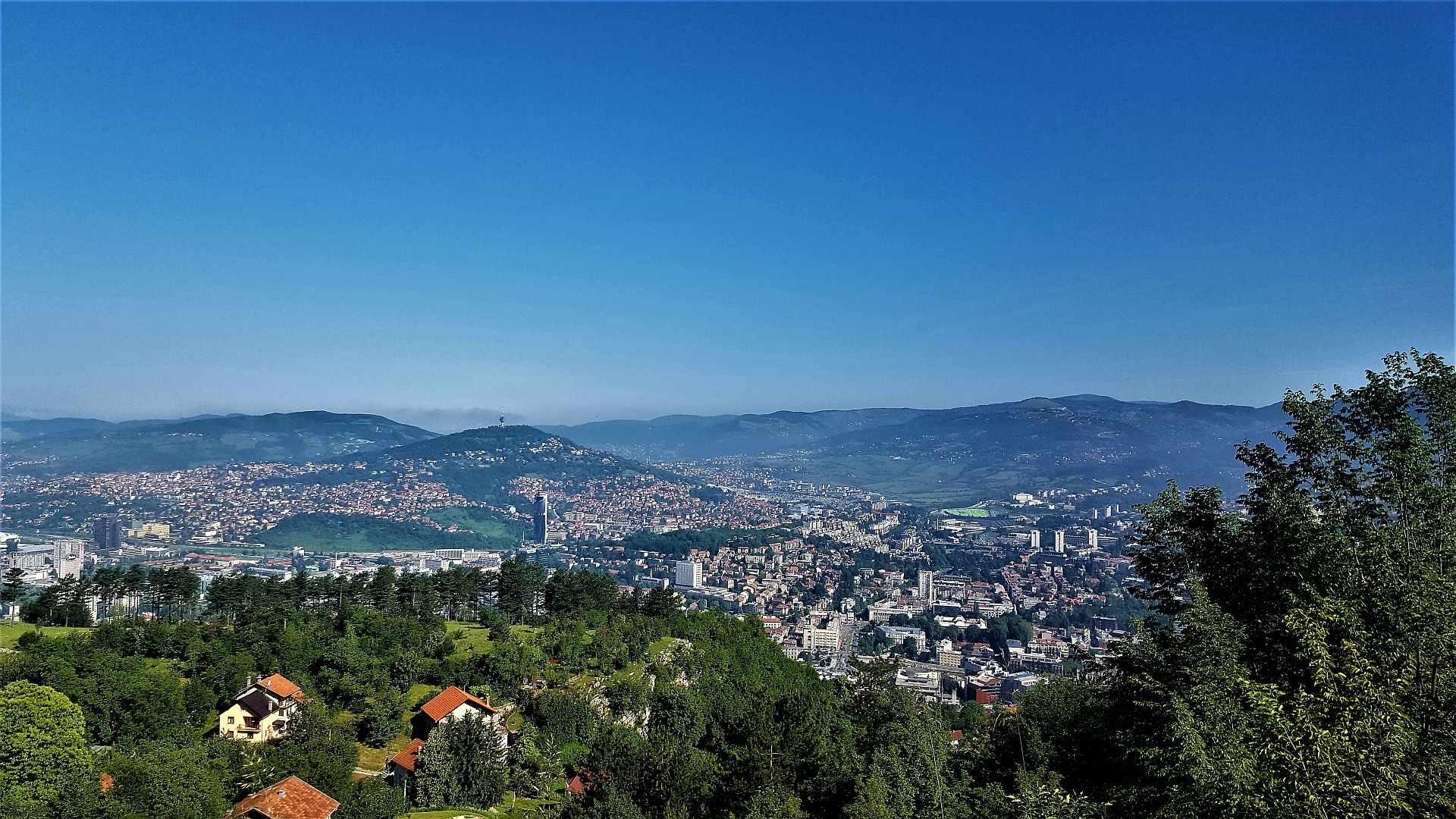Top atractii Sarajevo - imprejurimi