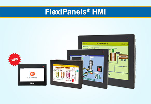 FlexiPanels® HMI