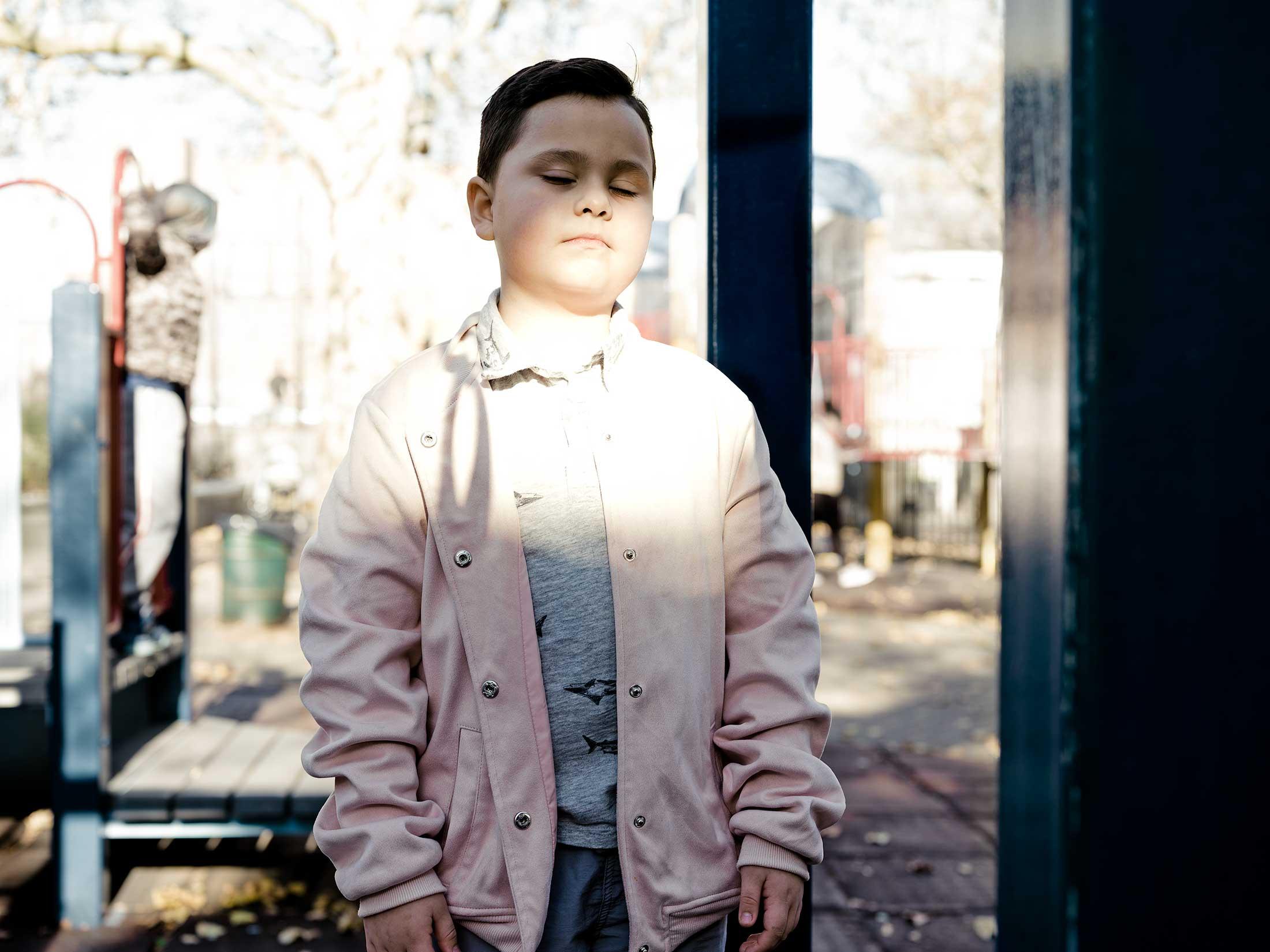 Transgender Boy / Queens, New York