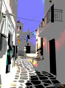 Mykonos-Streetview