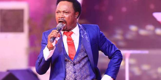 2019 Election: Prophet Iginla Issues Fresh Prophetic Warning!