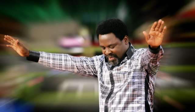 TB Joshua pens down touching note in remembrance of Synagogue collapsed building