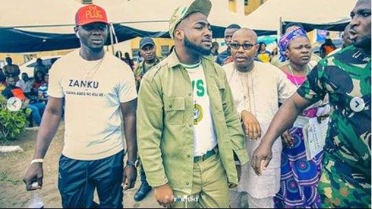 Davido defies money, cancels all shows abroad over NYSC