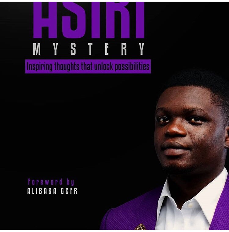 'I didn't stop bed-wetting till i got to SSS3' – Comedian, Asiri Comedy reveals