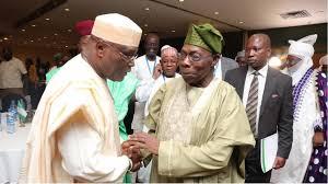 'Atiku isn't a saint but better than Buhari'- Obasanjo