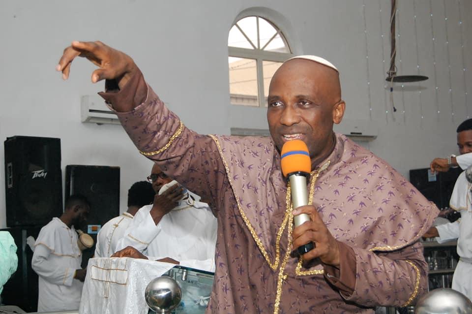 Covid-19: Primate Ayodele calls for intense prayer for Tayo Amusan, Abiola Ajimobi
