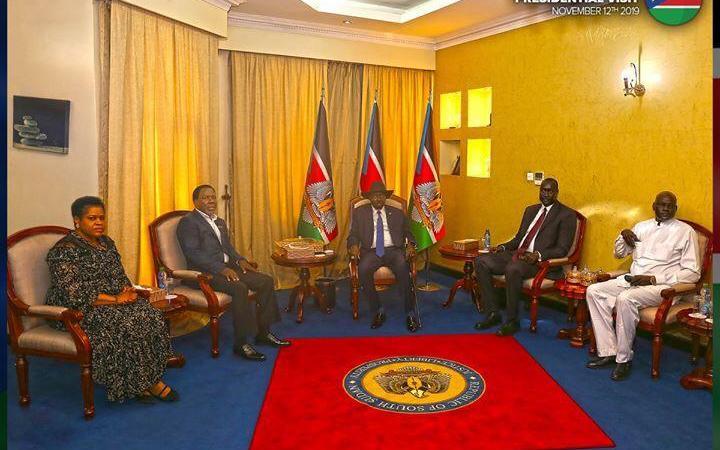 """Why I left South Sudan Quietly ""- T.B. Joshua"