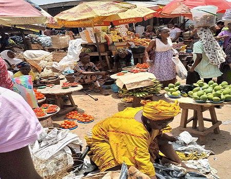 Food Prices Shoot Up as Coronavirus ravages Nigeria