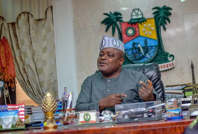 Plots Against Speaker Obasa Take Fresh Dimension, 4 New Strategies Uncovered