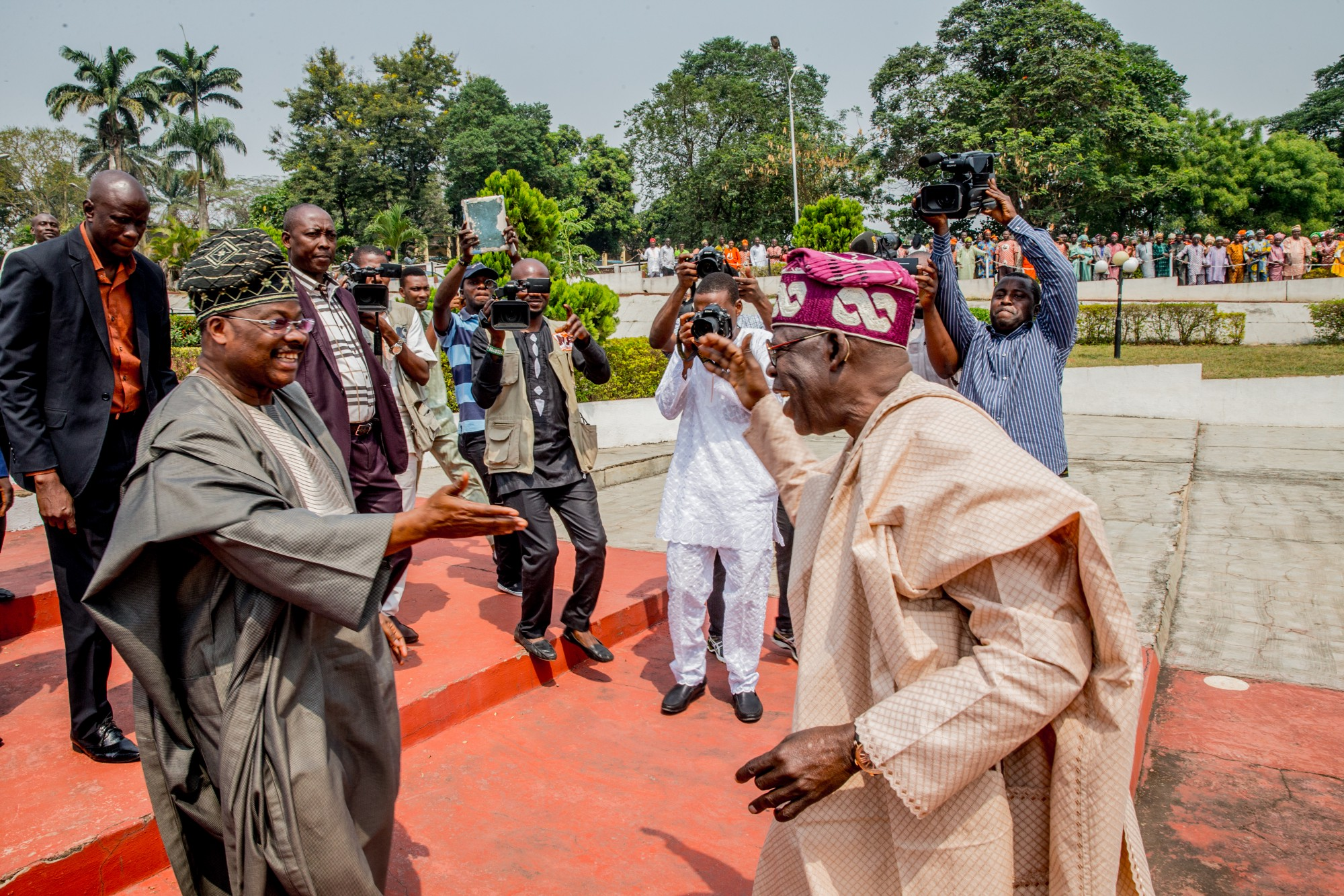 'I had hoped that we could achieve more together' – Tinubu pays tribute to Ajimobi