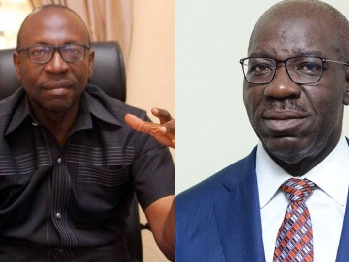 N700m fraud: CSO urges Edo voters to reject Ize-Iyamu over criminal trial