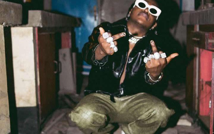 Dice Ailes Gets New Look for Video Shoot (Photos)