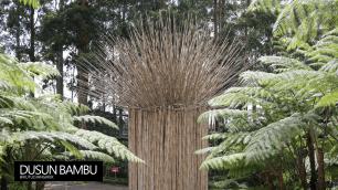 Hiasan Bambu