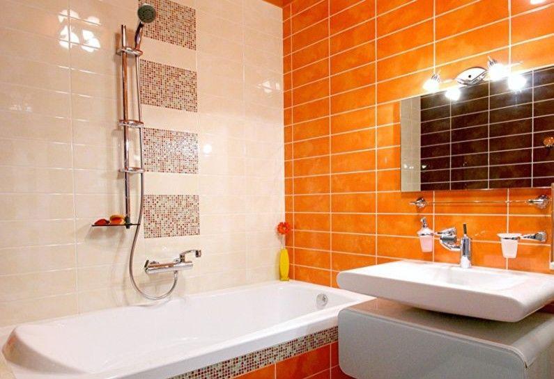 маленькая ванная комната дизайн фото 3