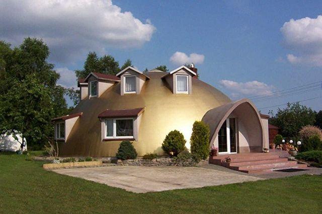 Kubbe ev - Proje 2
