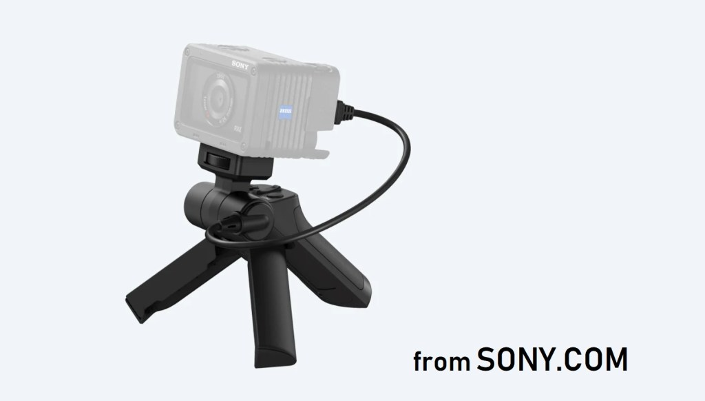 Sony Vlog Grip VCT-SGR1