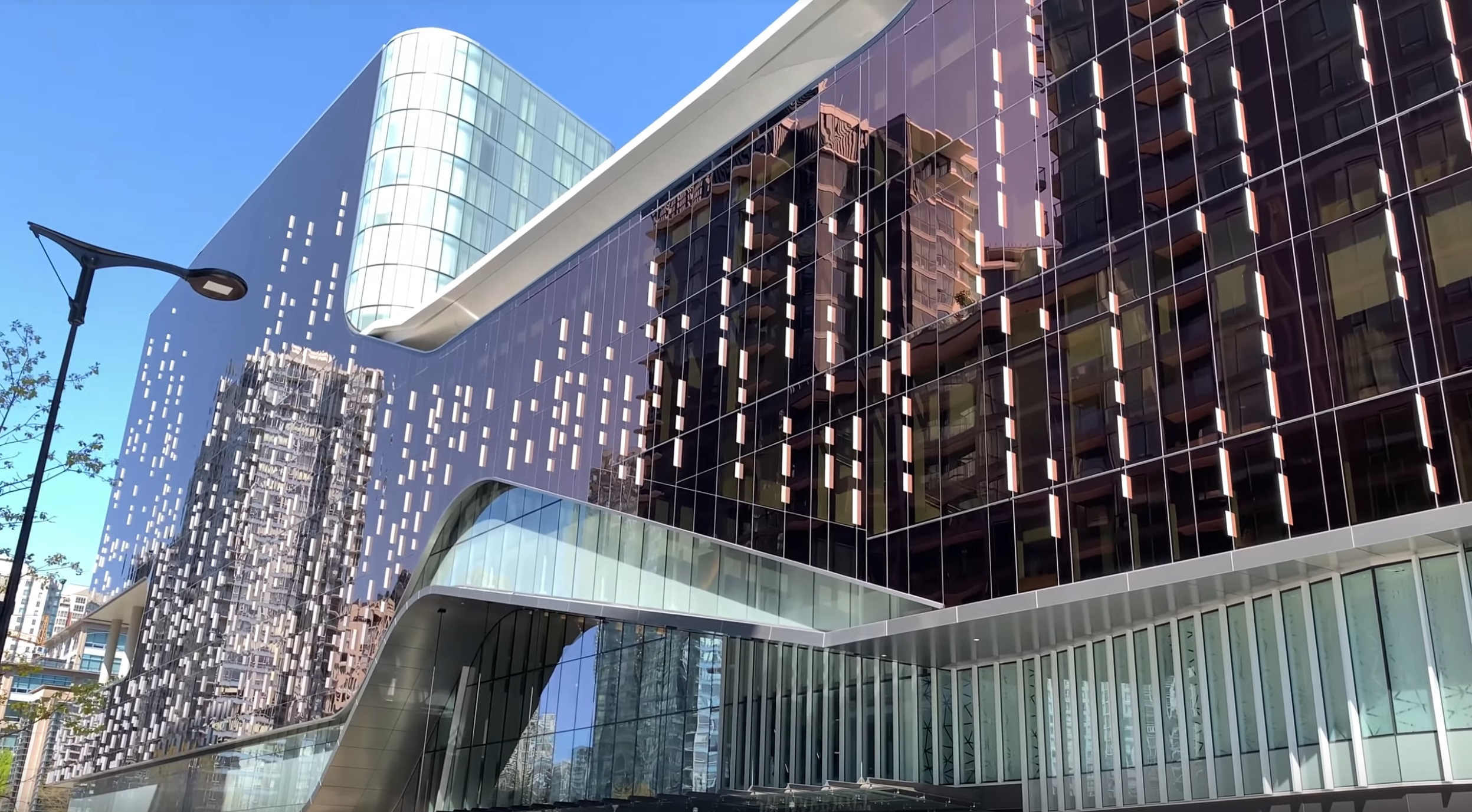 Vancouver Gets Marriott Hotel/Casino Addition