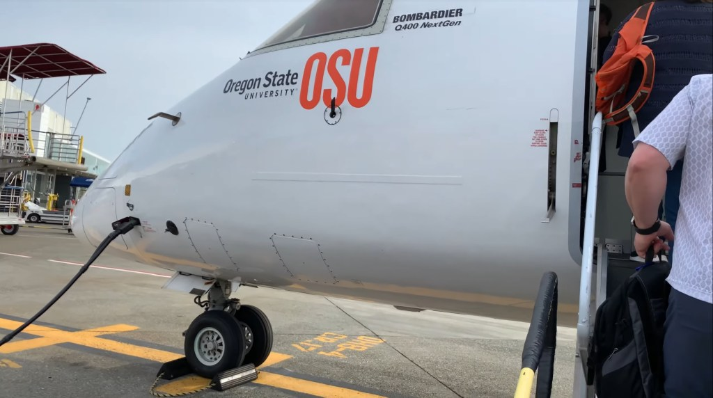 Oregon State University Q400