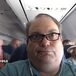Middle seat delta airlines travel flying