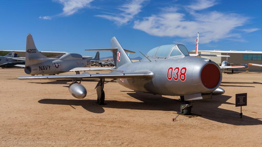 MIG-15UTI Trainer