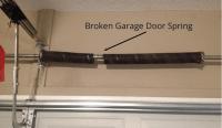 5 Signs Your Garage Door Springs Need Repair - AA Garage ...