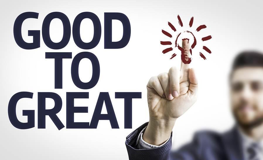 good vs great leadership