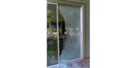 Broken Patio Door Glass Replacement - Hudson Glass ...