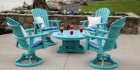 Save Money With Poly Lumber Patio Furniture - Alpharetta