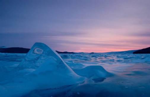 Ледяные сопки