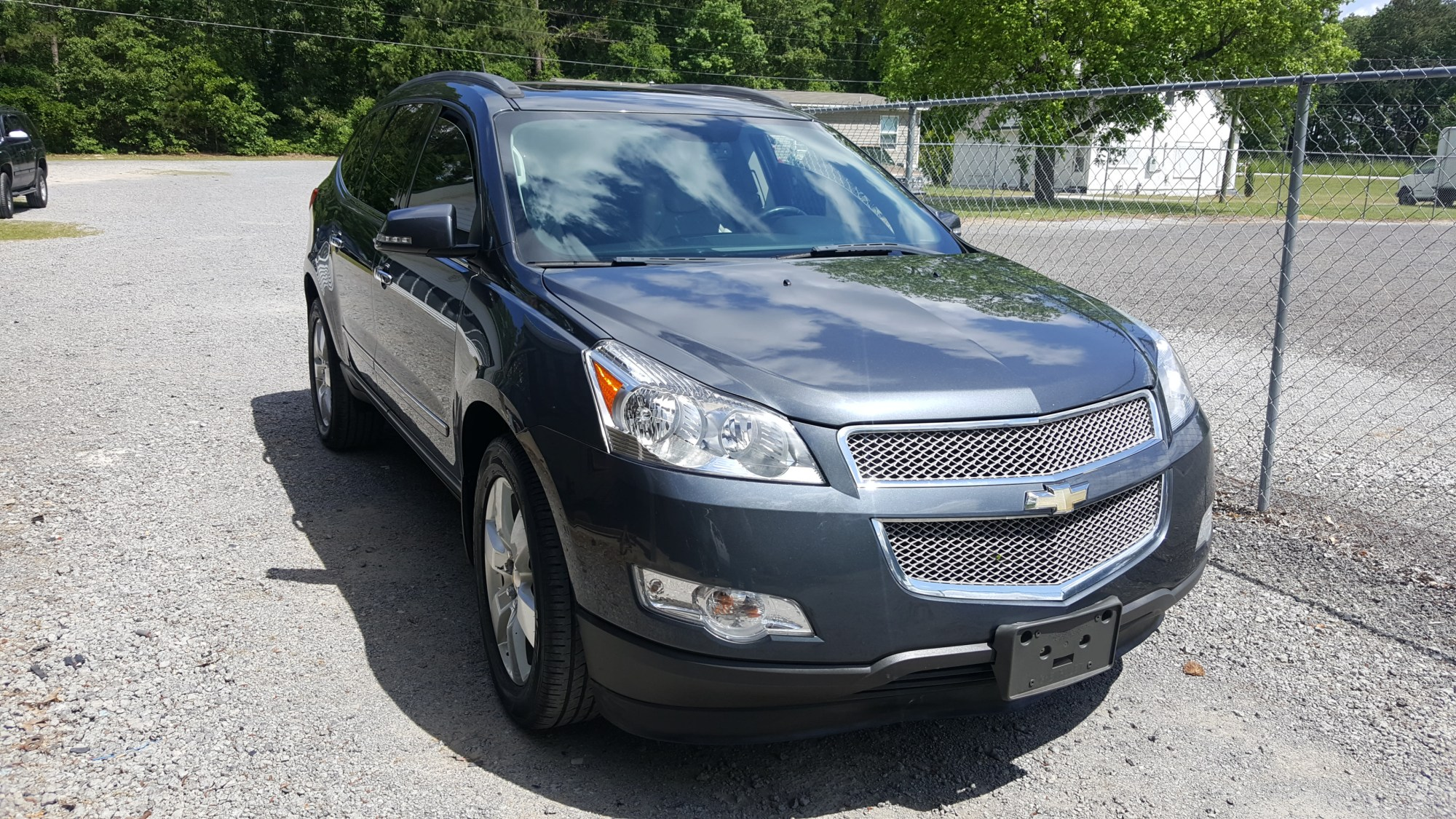 hight resolution of 2011 chevy traverse