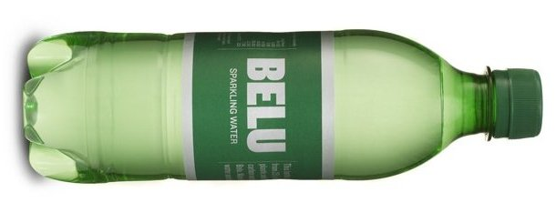 Belu Launches First 100% Carbon Neutral Green Plastic Bottle