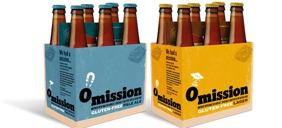 Product Spotlight Omission Gluten Free Beer