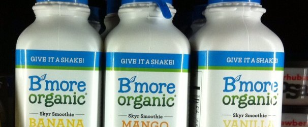 Product Spotlight: Bmore Organic Skyr Smoothie