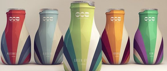 Packaging Spotlight: Goa Healthy Yogurt