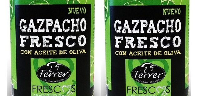 Product Spotlight: Fresh Gazpacho