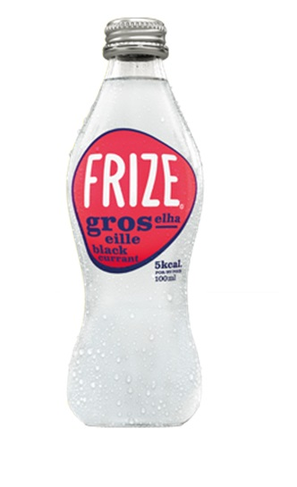 Product Spotlight Frize Blackcurrant Flavored Mineral