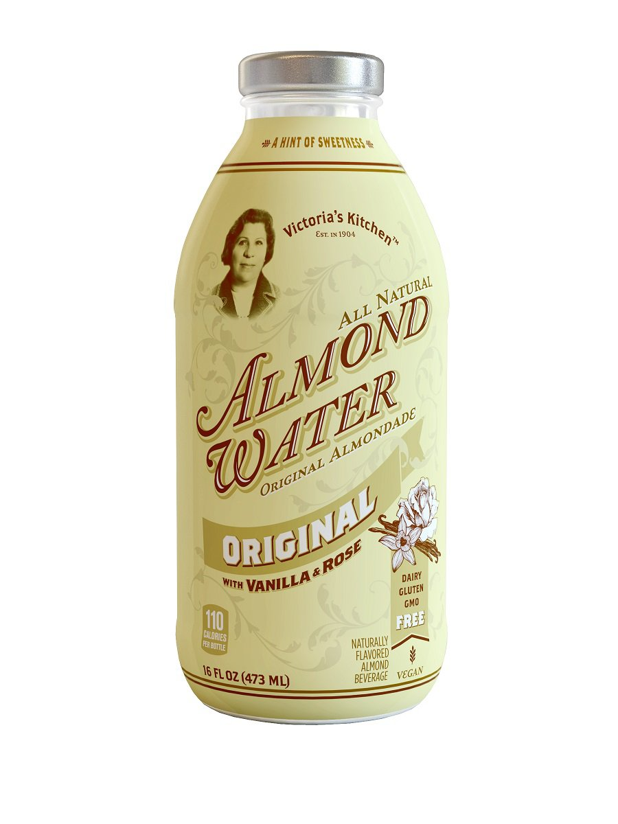 victoriasoriginal - Victorias Kitchen Almond Water