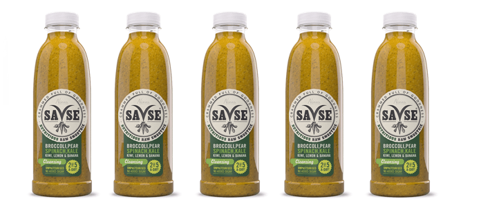 Drink Spotlight: SaVse Super Green Smoothie